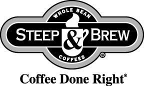 Image of Steep & Brew Logo