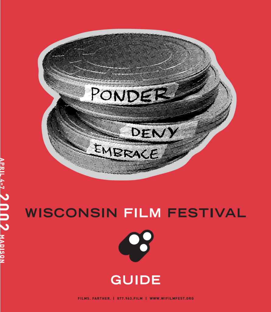 Image of 2002 WI Film Festival Guide