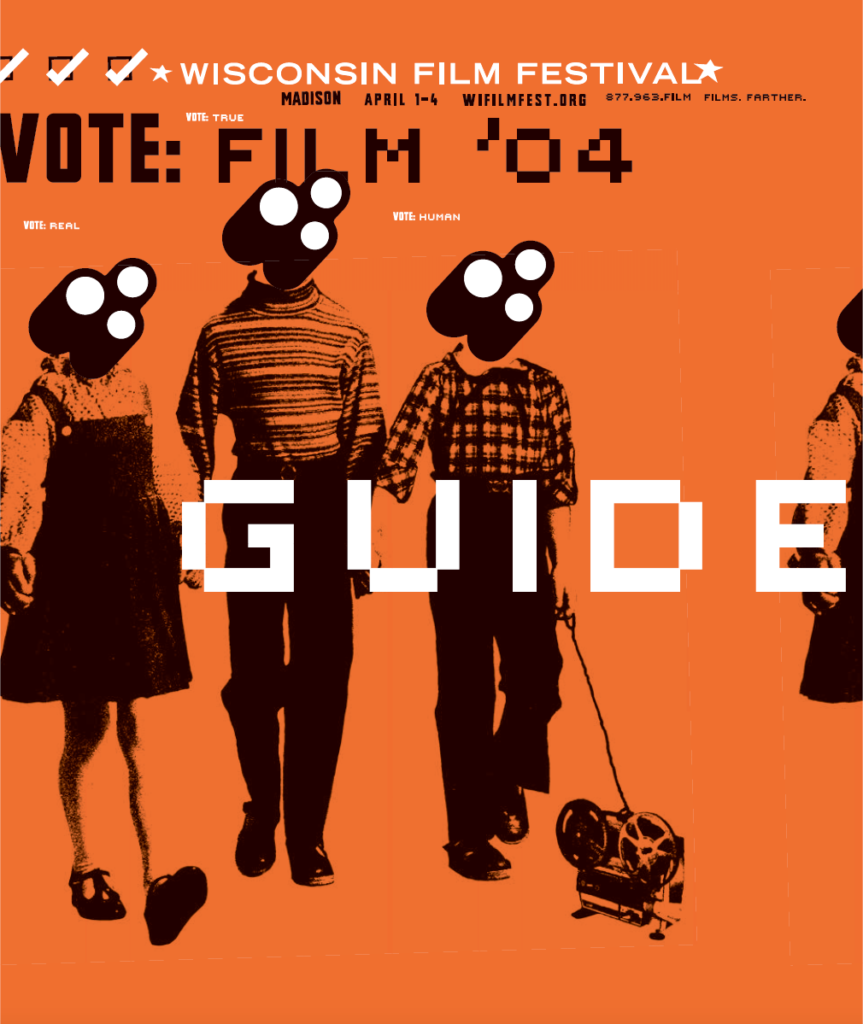 Image of 2004 WI Film Festival Guide