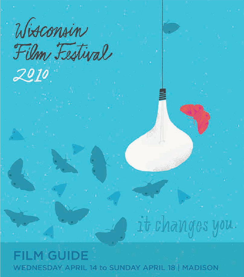 Image of 2010 WI Film Festival Guide
